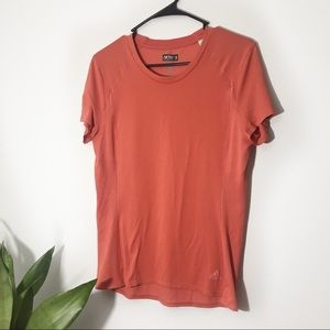 Adidas Climacool Short Sleeve Top Size M